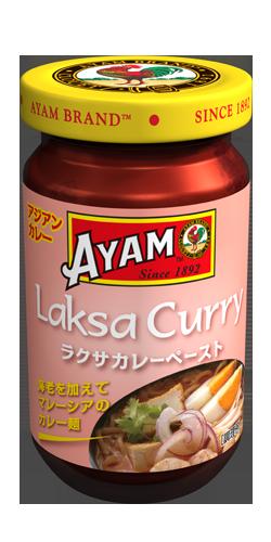 laksa curry
